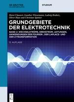 Grundgebiete der Elektrotechnik Band 2 | Brabetz / Haas / Spieker | 12.. vollständig überarbeitete Auflage, 2015 | Buch (Cover)