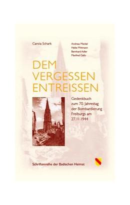 Abbildung von Schark / Meckel / Mittmann   Dem Vergessen entreißen   2014   Gedenkbuch zum 70. Jahrestag d...   10