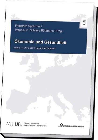 Ökonomie und Gesundheit, 2014 | Buch (Cover)