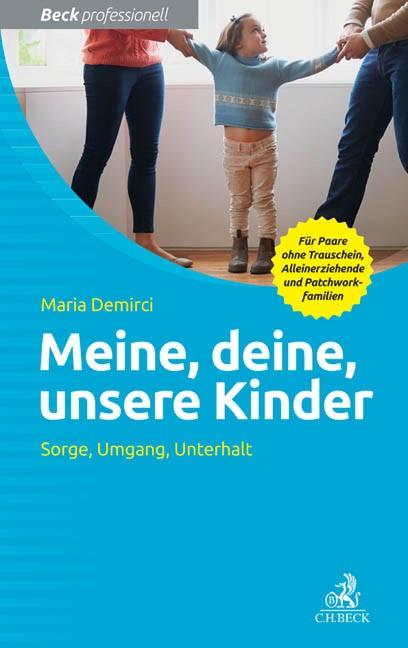 Meine, deine, unsere Kinder | Demirci, 2015 | Buch (Cover)