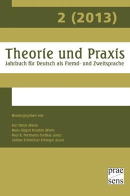 Abbildung von Dirim / Krumm | Theorie und Praxis 2/2013 | 1. Auflage | 2014 | beck-shop.de