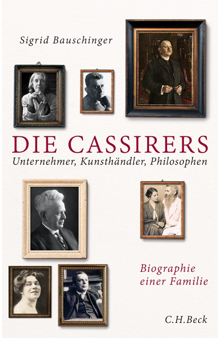 Cover: Sigrid Bauschinger, Die Cassirers