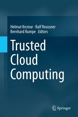 Abbildung von Krcmar / Reussner / Rumpe | Trusted Cloud Computing | 2014
