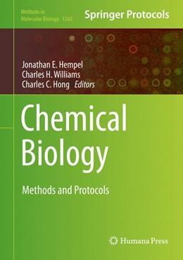 Abbildung von Hempel / Williams | Chemical Biology | 1. Auflage | 2015 | 1263 | beck-shop.de