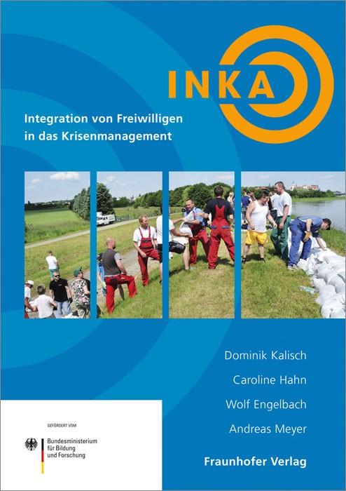 Integration von Freiwilligen in das Krisenmanagement. | Kalisch /  / Hahn, 2014 | Buch (Cover)