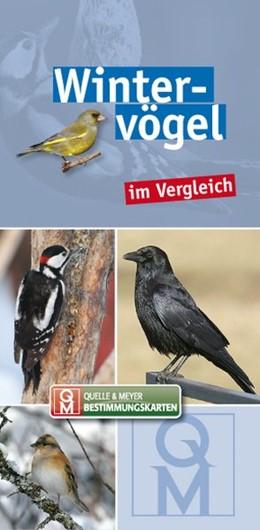 Abbildung von Wintervögel im Vergleich - Bestimmungskarten   2015