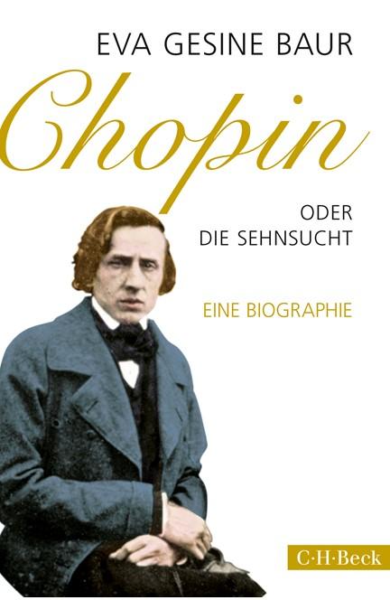 Cover: Eva Gesine Baur, Chopin