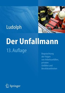 Abbildung von Ludolph   Der Unfallmann   13. Auflage   2013   beck-shop.de