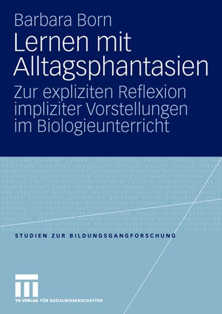 Lernen mit Alltagsphantasien | Born, 2007 | Buch (Cover)