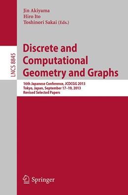 Abbildung von Akiyama / Ito / Sakai | Discrete and Computational Geometry and Graphs | 2014 | 16th Japanese Conference, JCDC...
