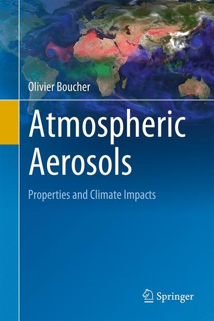 Atmospheric Aerosols | Boucher, 2015 | Buch (Cover)