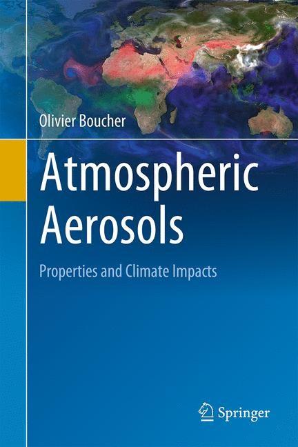 Abbildung von Boucher | Atmospheric Aerosols | 2015