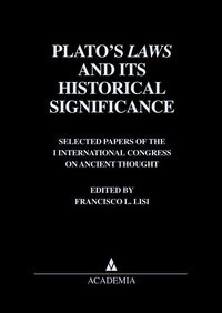 Plato's Laws and its historical significance | Lisi, 1999 | Buch (Cover)