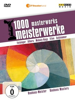 Abbildung von 1000 Meisterwerke: Bauhaus-Meister / 1000 Masterwors Bauhaus Masters | 2009 | Feininger, Albers, Moholy-Nagy...