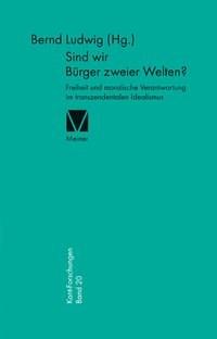 Sind wir Bürger zweier Welten? | Brandhorst / Hahmann / Ludwig, 2013 | Buch (Cover)