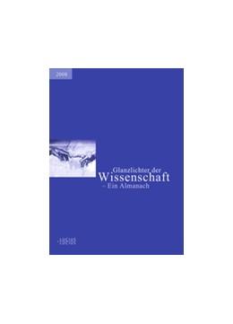 Abbildung von Deutscher Hochschulverband   Glanzlichter der Wissenschaft 2008   2008   Ein Almanach