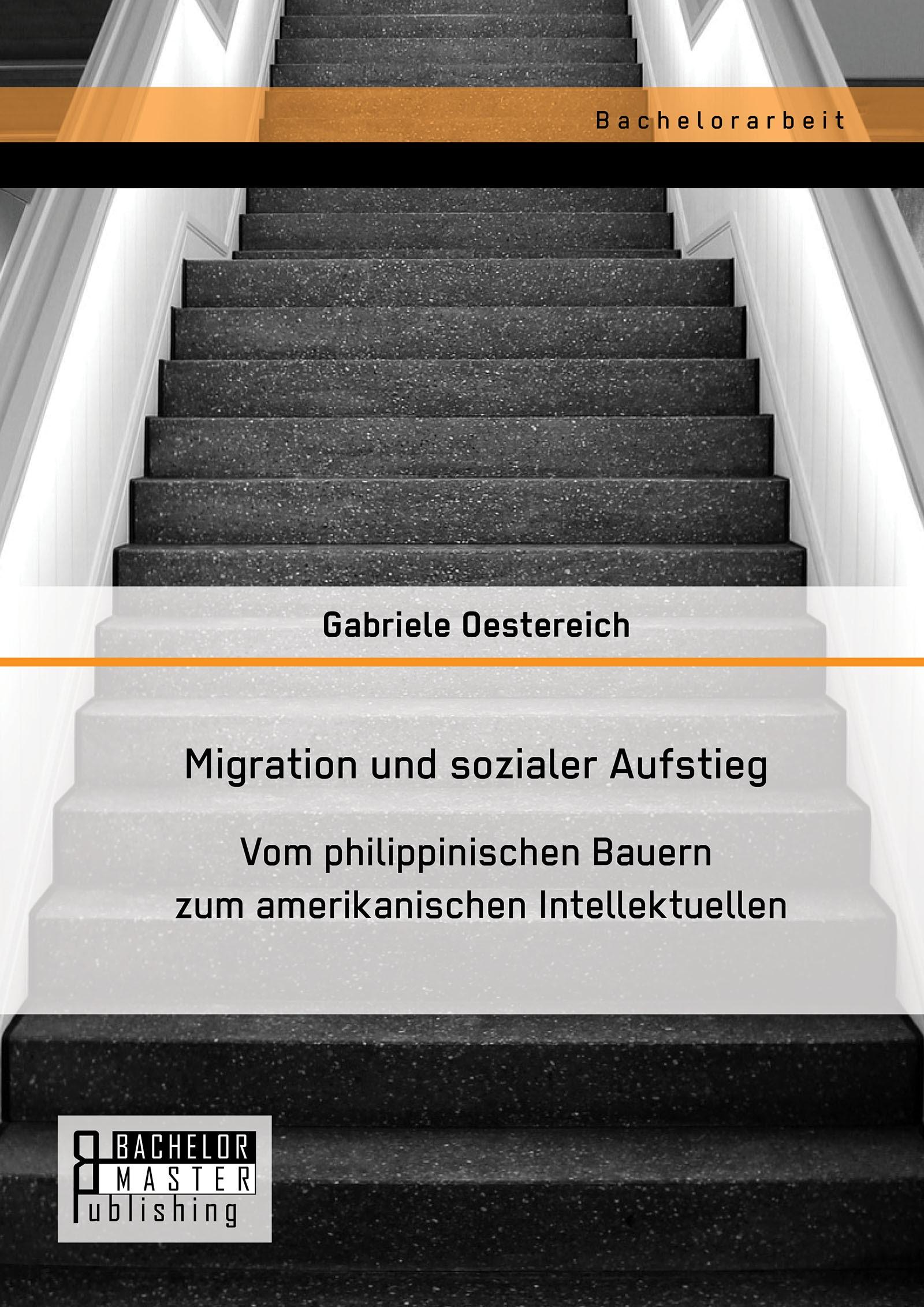 Migration und sozialer Aufstieg | Oestereich | Erstauflage, 2014 | Buch (Cover)