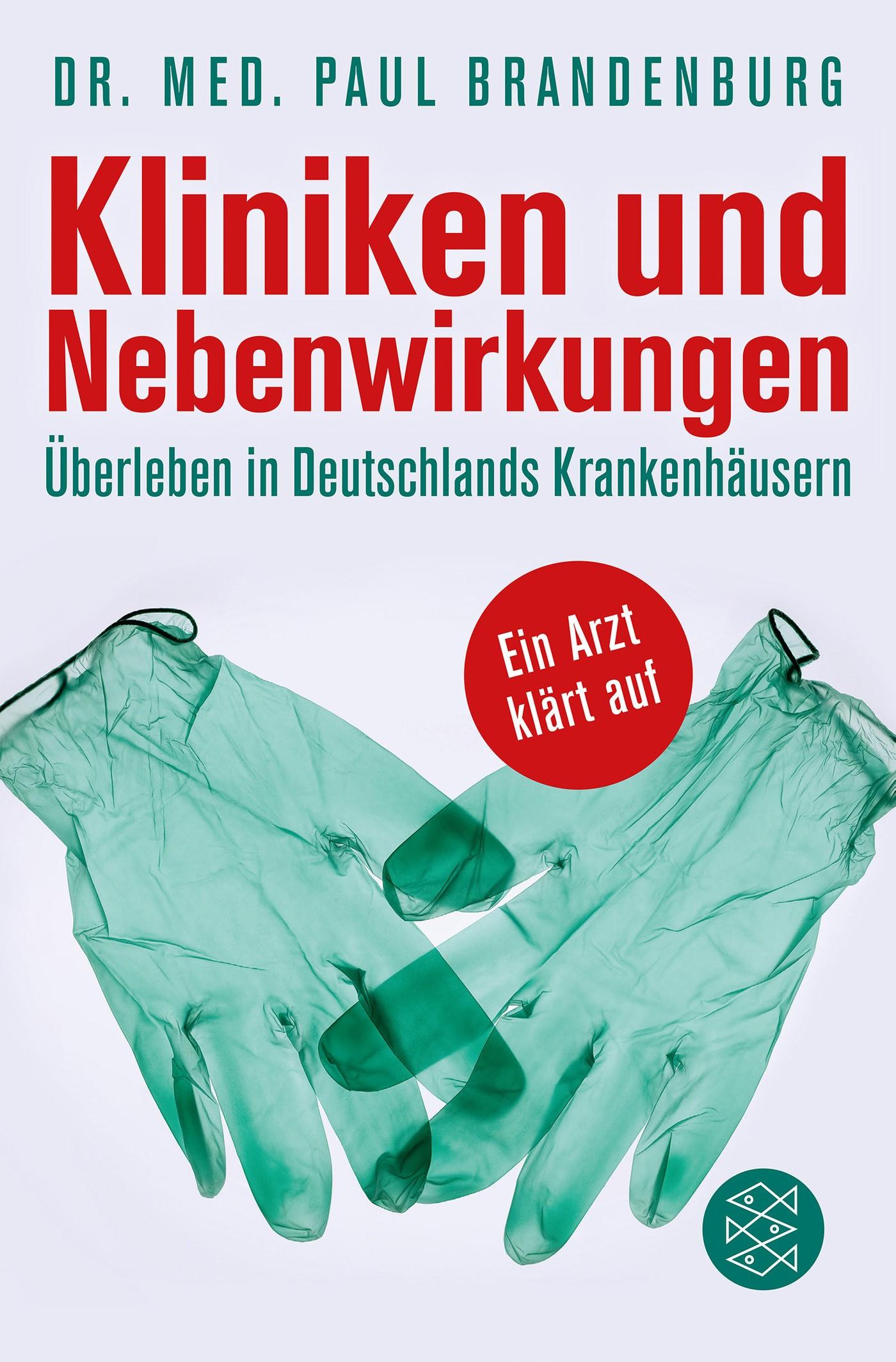 Kliniken und Nebenwirkungen | Brandenburg, 2015 | Buch (Cover)