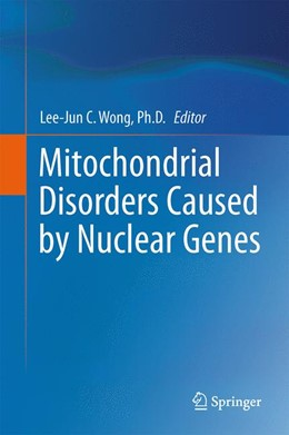 Abbildung von Wong   Mitochondrial Disorders Caused by Nuclear Genes   2014