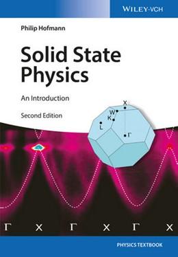 Abbildung von Hofmann   Solid State Physics   2015   An Introduction