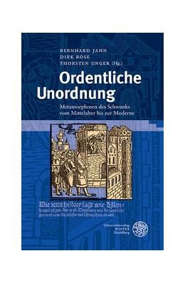 Abbildung von Jahn / Rose   Ordentliche Unordnung   1. Auflage   2014   79   beck-shop.de