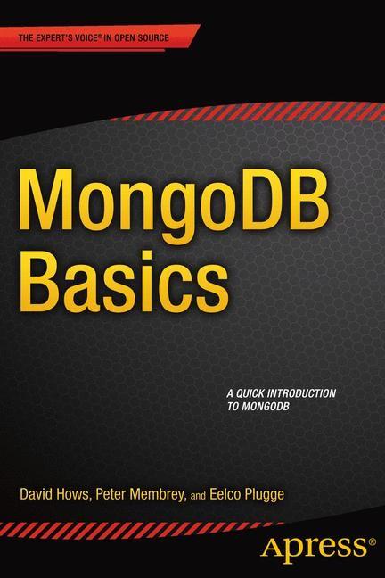 Abbildung von Membrey / Hows / Plugge | MongoDB Basics | 1st ed. | 2014