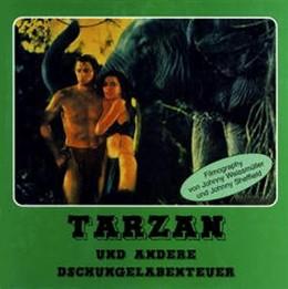 Abbildung von Kranzpiller | Tarzan und andere Dschungelabenteuer | 1997 | Mit Filmbiography von Johnny W...