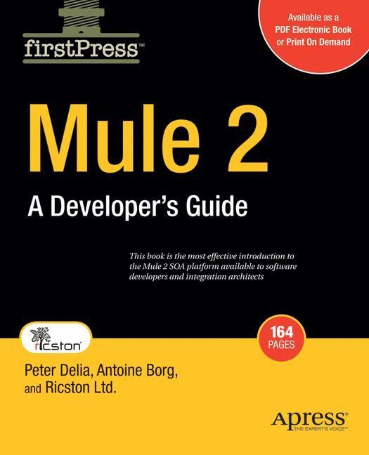 Mule 2 | Borg / Delia / Ltd | 1st ed., 2008 | Buch (Cover)