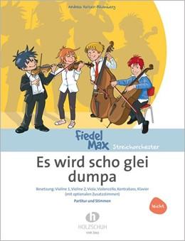 Abbildung von Es wird scho glei dumpa | 2014 | Besetzung: Violine 1, Violine ...