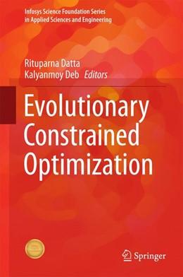 Abbildung von Datta / Deb   Evolutionary Constrained Optimization   1. Auflage   2014   beck-shop.de
