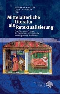 Mittelalterliche Literatur als Retextualisierung | Kablitz / Peters, 2014 | Buch (Cover)