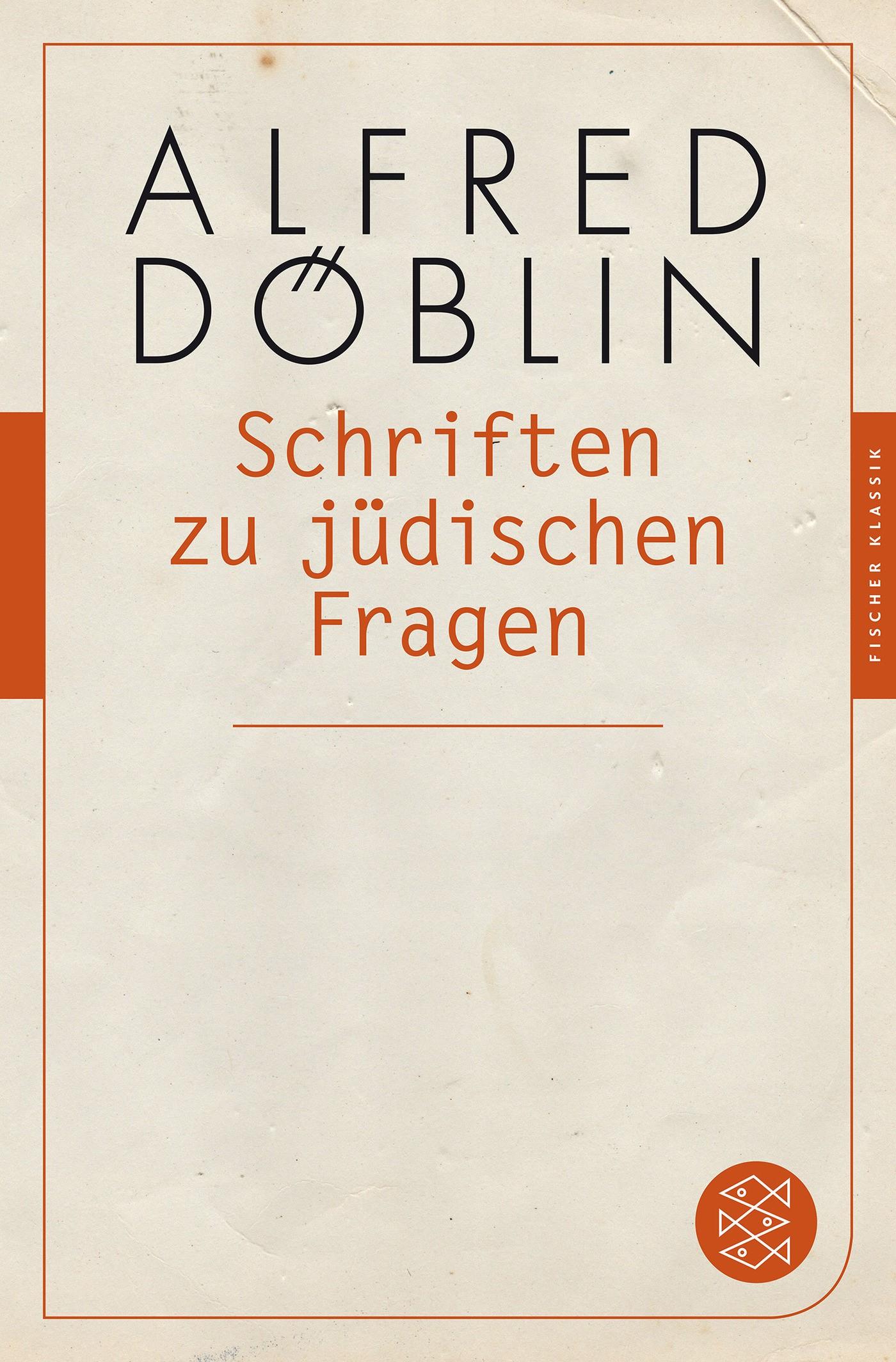 Abbildung von Döblin | Schriften zu jüdischen Fragen | 1. Auflage | 2015