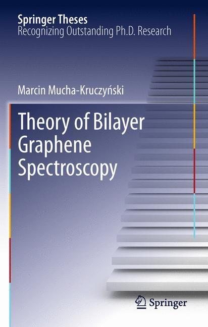 Theory of Bilayer Graphene Spectroscopy | Mucha-Kruczynski, 2014 | Buch (Cover)