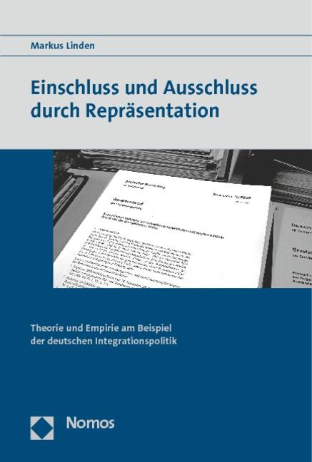 Einschluss und Ausschluss durch Repräsentation | Linden, 2014 | Buch (Cover)