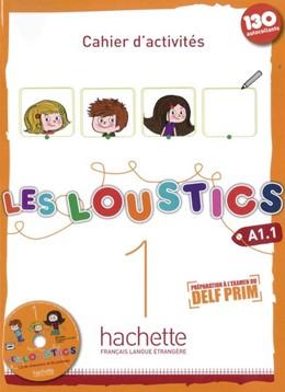 Abbildung von Denisot / Capouet | Les Loustics 01. Cahier d'activités + CD Audio - Arbeitsbuch mit Audio-CD | 1. Auflage | 2014 | beck-shop.de