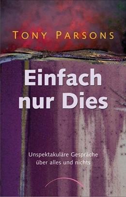 Abbildung von Parsons   Einfach nur dies   1. Auflage   2014   beck-shop.de