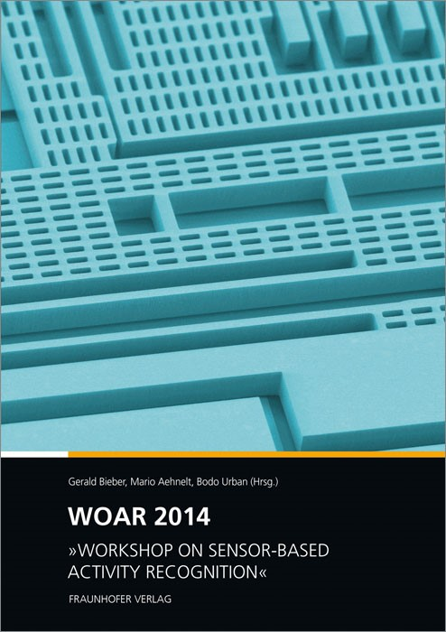 WOAR 2014. | / Bieber / Aehnelt / Urban, 2014 | Buch (Cover)