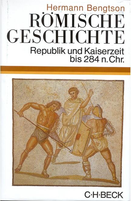 Cover: Hermann Bengtson, Römische Geschichte