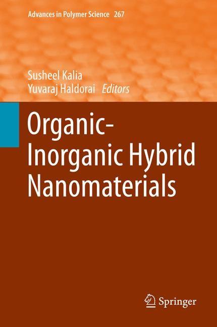 Organic-Inorganic Hybrid Nanomaterials | Kalia / Haldorai, 2014 | Buch (Cover)