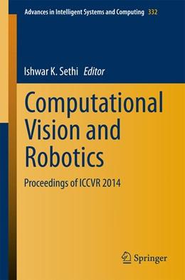 Abbildung von Sethi | Computational Vision and Robotics | 1. Auflage | 2015 | 332 | beck-shop.de