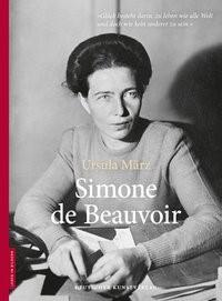 Simone de Beauvoir   März / Stolz, 2013   Buch (Cover)