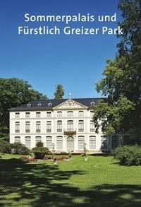 Sommerpalais und Fürstlich Greizer Park | Brandler, 2014 | Buch (Cover)