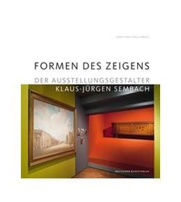 Abbildung von Hölz | Formen des Zeigens | 2013 | Der Ausstellungsgestalter Klau...