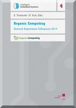 Abbildung von Tomforde / Sick   Organic Computing   2014   Doctoral Dissertation Colloqui...