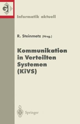 Abbildung von Steinmetz | Kommunikation in Verteilten Systemen (KiVS) | 1999