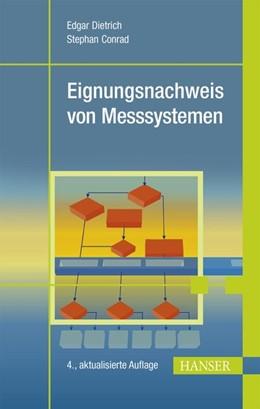 Abbildung von Dietrich / Conrad | Eignungsnachweis von Messsystemen | 1. Auflage | 2014 | beck-shop.de