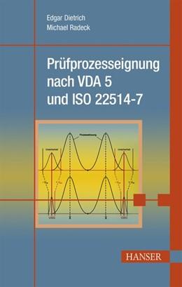 Abbildung von Dietrich / Radeck | Prüfprozesseignung nach VDA 5 und ISO 22514-7 | 1. Auflage | 2014 | beck-shop.de