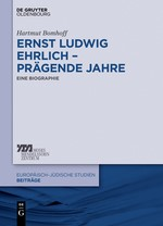 Abbildung von Bomhoff | Ernst Ludwig Ehrlich – prägende Jahre | 2014