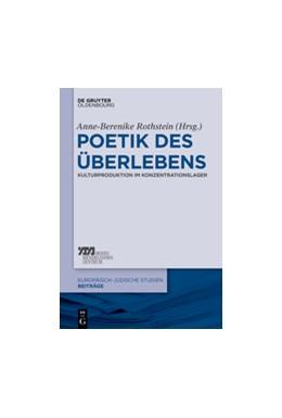 Abbildung von Rothstein | Poetik des Überlebens | 1. Auflage | 2015 | 26 | beck-shop.de