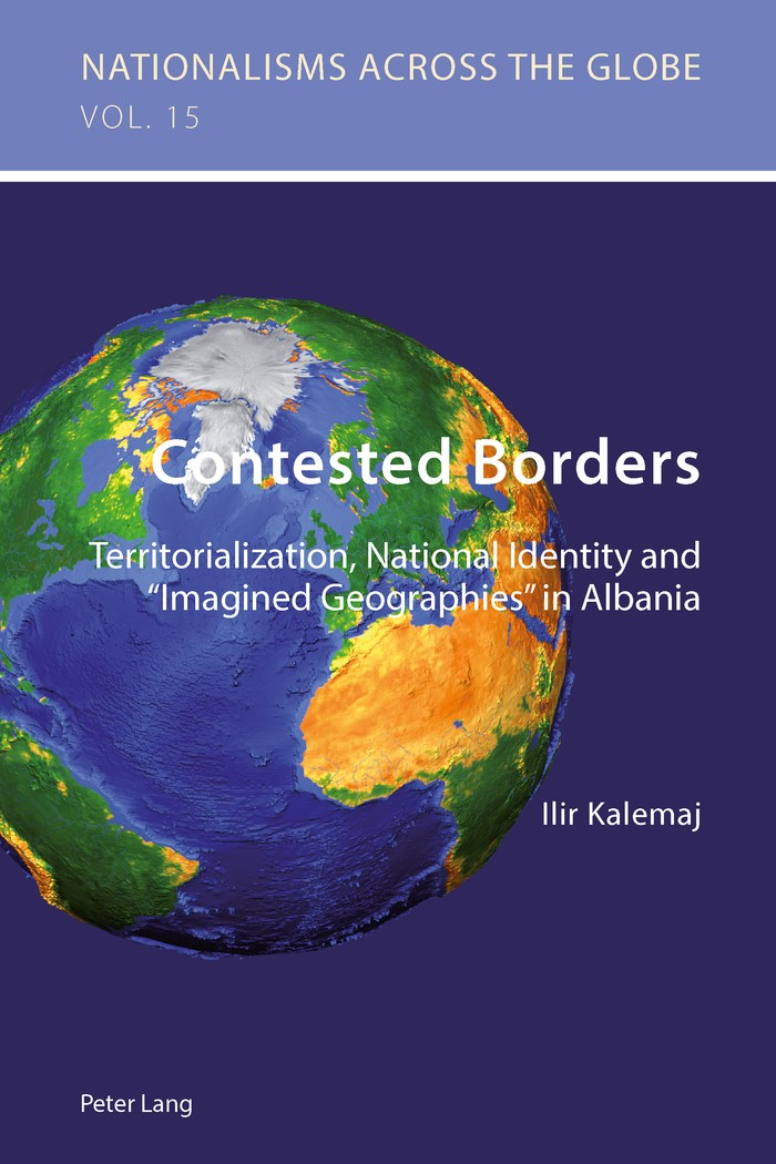 Contested Borders | Kalemaj, 2014 | Buch (Cover)